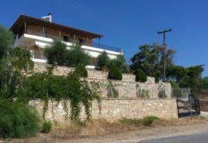 Antonis Rooms στην Κορώνη